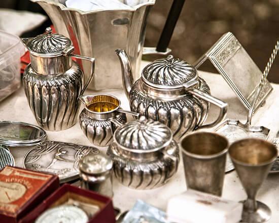 Antiquitätenhändler München